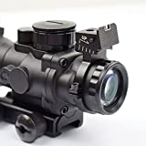 Rifle-Scope-Tactical-4x32-Red-Green-Blue-Triple-Illuminated-Rapid-Range-Reticle-Scope-With-Top-Fiber-Optic-Sight