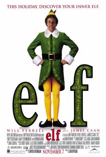 Elf 27x40 Movie Poster (2003) -
