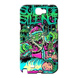 samsung note 2 Excellent Fitted Anti-scratch Hot Fashion Design Cases Covers mobile phone cases suicide silence