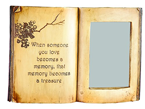 (Manual Woodworker & Weavers Book Photo Frame, Someone You Love Memorial)