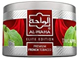 Al Waha Elite Edition Shisha Molasses Premium Flavors 200g for Hookah