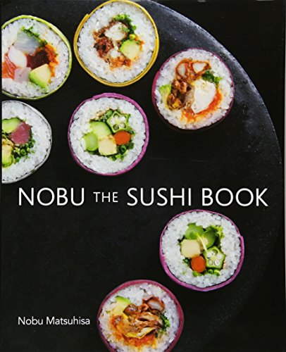 - Nobu the Sushi Book - English