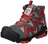 Boreal Climbing Boots Kids Aspen Lightweight 38 Gray Red 40130
