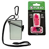 Witz Keep-It Cleaner Waterpoof Case and Fox 40