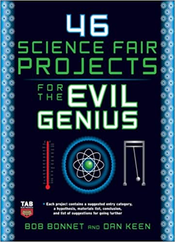 Science Fair Projects Ebook