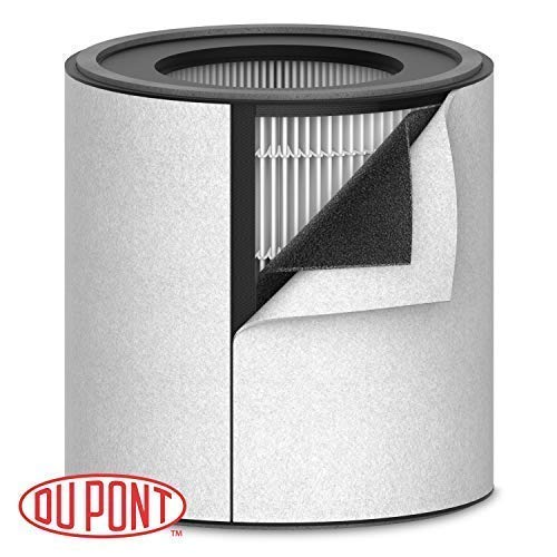 TruSens Air Purifier Replacement Filter Large HEPA Drum Filter for Use Z3000 Air Purifier Large
