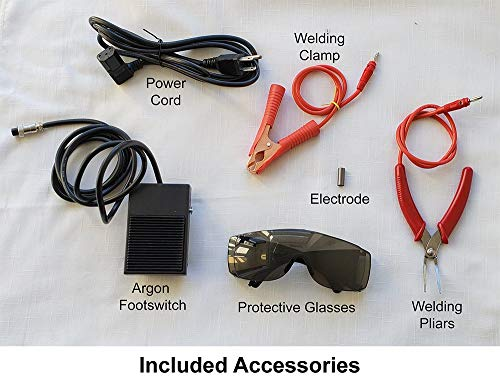 Thermocouple Welder - Complete Thermocouple Welding System, Operates from AC or Battery Power by IOThrifty (Image #4)