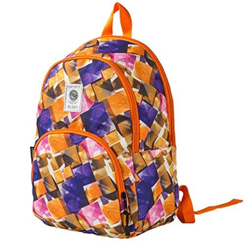 Mädchen Mode Rucksack-Buch-Beutel Schultasche Reise Wandern Camping