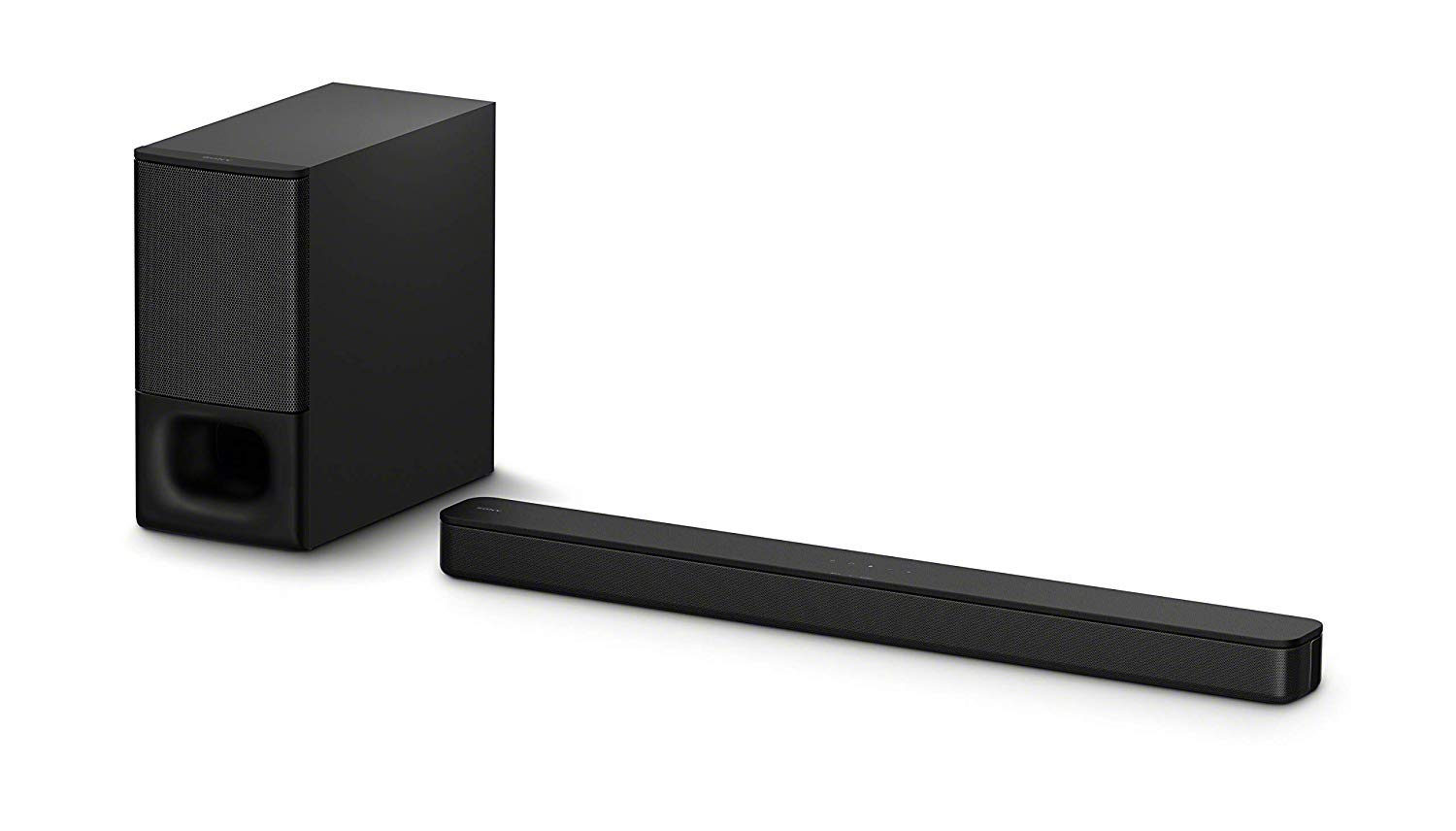 Sony Ht S350 2.1 Ch Soundbar With Powerful Subwoofer And Bluetooth Technology by Sony