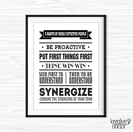 Amazon Com Cubicle Decor Leadership Quotes For Office Wall