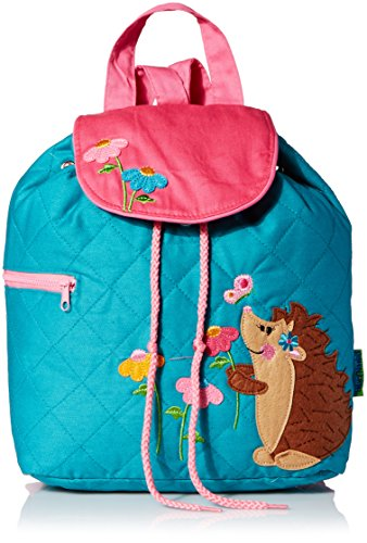 Stephen Joseph Quilted Backpack  Hedgehog  One Size