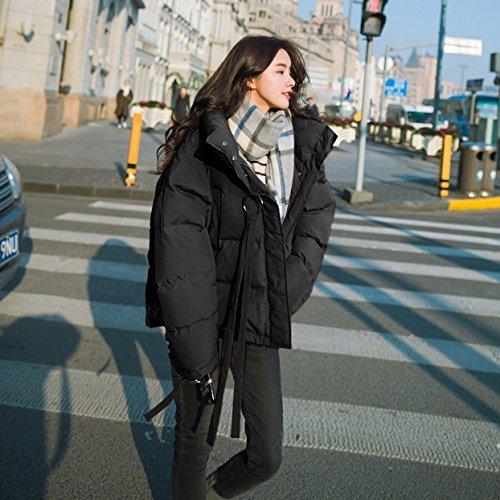 Xuanku Extra Dicke Steppdecke Baumwolle Mantel Weiblichen Kurzer Absatz Winter Grosse Code Lose Brot Zu Kleidung Aus Baumwolle Jacke
