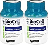 Health Logics BioCell Collagen — 120 Capsules – 2 pc
