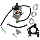 Anzac Carburetor Carb For LIFAN EquipSource 8500iE LF8500iE LF8500iPL 8.5KW 15HP Gas Generator with Fuel Vavle Petcock