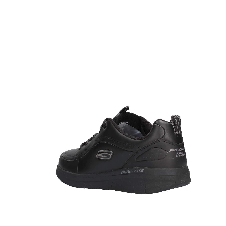 Skechers Uomo Sinergy 2.0 WESTMARSH Black Scarpe Comode Memory Foam 52653 cf230a8a768