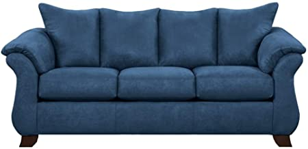 Amazon.com: Chelsea Home Contemporary Sleeper Sofa in ...