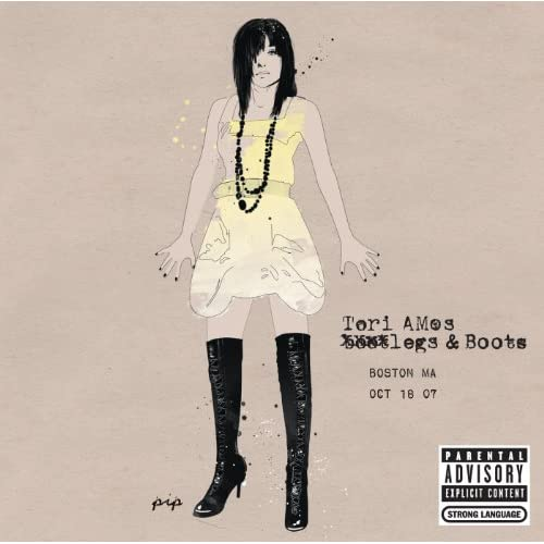 Legs and Boots: Boston, MA - October 18, 2007 [Explicit]