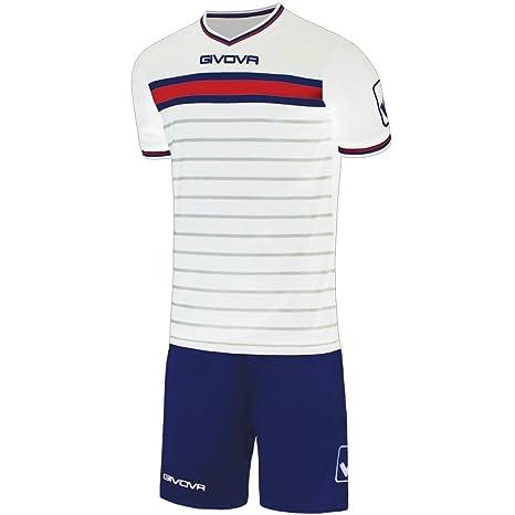 givova kitc54, Camiseta y Pantalón Corto De Fútbol Unisex Adulto: Amazon.es: Deportes y aire libre