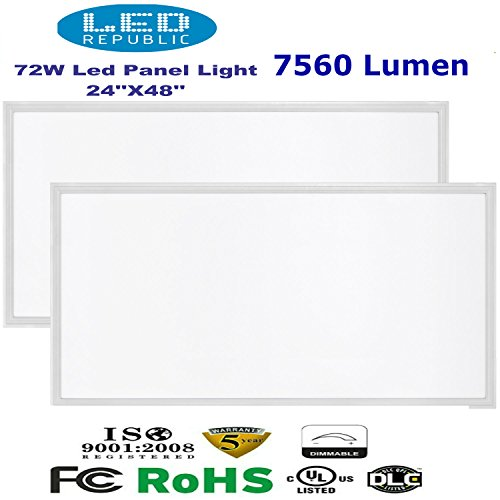 Led Panel Light Construction in Florida - 8