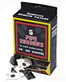 50 Steel 20mm Pipe Screen Gauzes Filter 10 x 5 pack by Pipe Screen