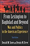 From Lexington to Baghdad and Beyond 3rd Edition