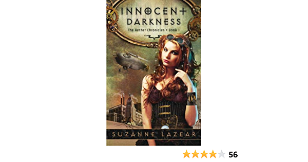 Innocent Darkness The Aether Chronicles 1 By Suzanne Lazear