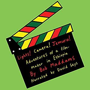 Lights, Camera, Jemuru Audiobook