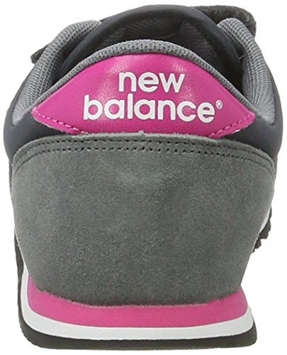 420 Grey Mixte and Hook New Baskets Gris Balance Loop Basses Pink Enfant 50ZaaHn