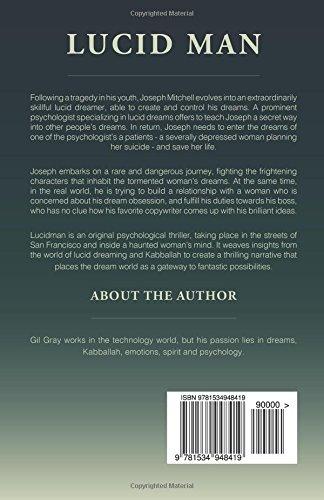 Lucid Man: Amazon co uk: Gil Gray: 9781534948419: Books