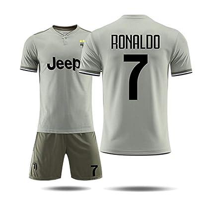WLDSH Traje de Entrenamiento de fútbol de Juventus, Camiseta ...