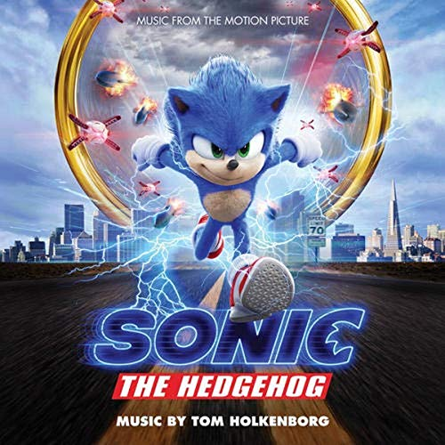 HOLKENBORG, TOM - Sonic the Hedgehog (Music From the Motion Picture) -  Amazon.com Music