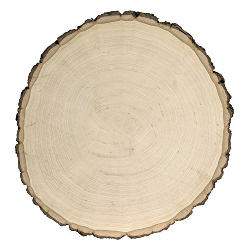 Walnut Hollow Basswood Country Round (7