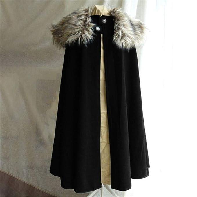Amazon.com: SFE - Capa de lana celta resistente al viento ...