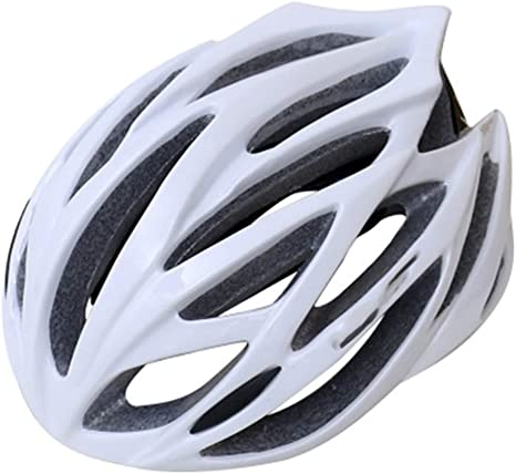 LXFTK Casco de Ciclismo para Hombre y Mujer, Casco de Bicicleta de ...
