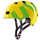 Uvex Helmet 5 Bike Pro Bicycle Helmet 55-58Cm Yellow Green