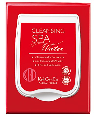 Koh Gen Do Cleansing Water Cloth-40 ct.