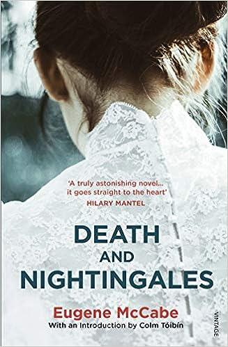 Death And Nightingales Eugene Mccabe 9780749398682 Amazon Books