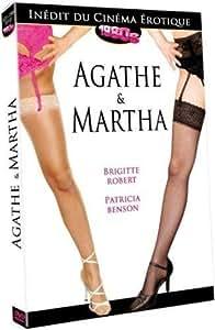 Agathe & Martha [Francia] [DVD]