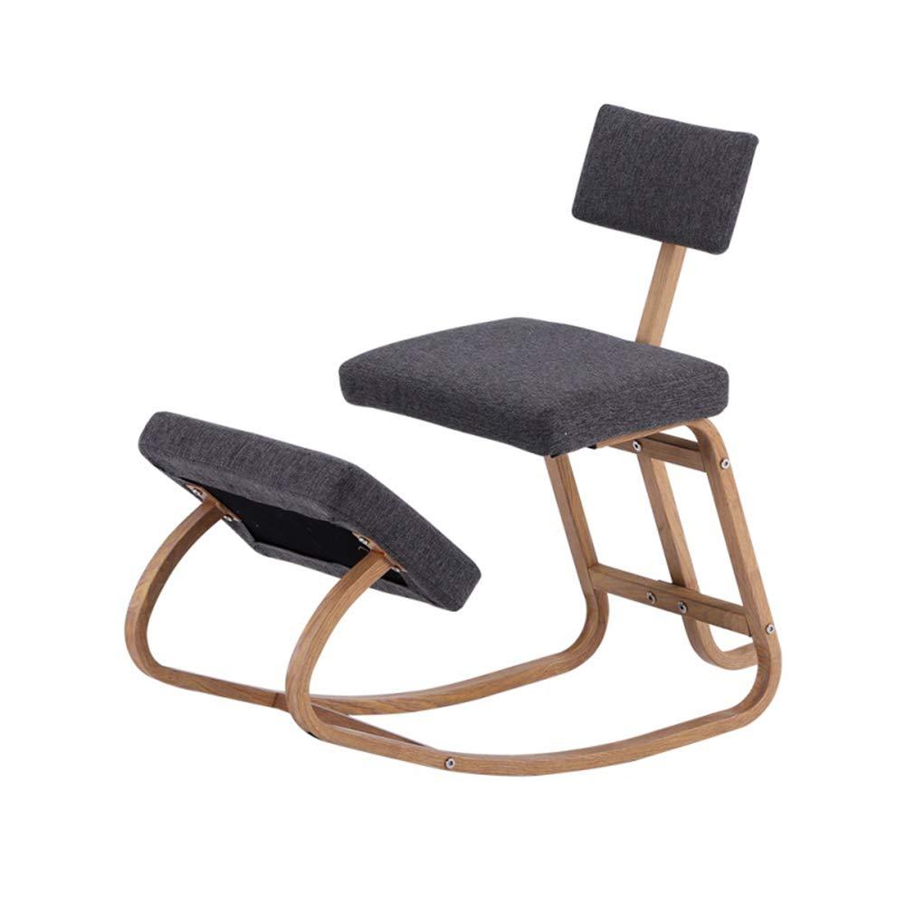 H&RB Silla ergonómica de Equilibrio para arrodillarse con ...
