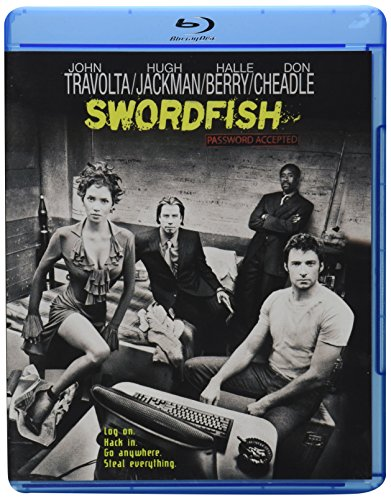Blu-ray : Swordfish (, Dubbed, Dolby, AC-3, Widescreen)