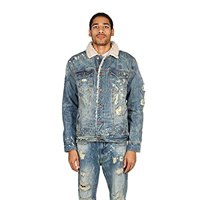 Billionaire Boys Club 861-8400 (Holiday 1 2016) Ranger Jacket Vader Blue 861-8400