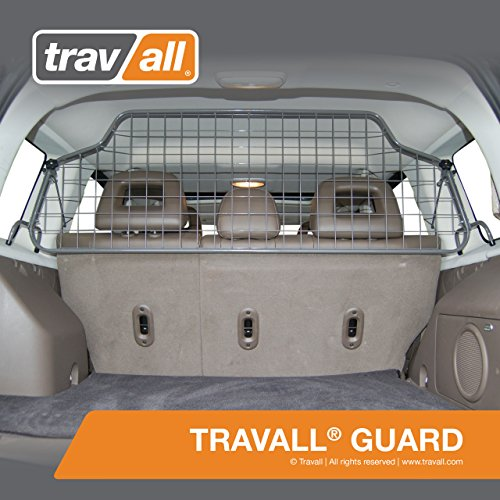 JEEP Patriot Pet Barrier (2007-Current) - Original Travall Guard TDG1158 by Travall