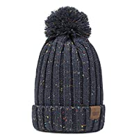 Women Winter Pom Pom Beanie Hat...