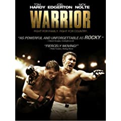 WARRIOR arrives on 4K Ultra HD Combo Pack (plus Blu-ray and Digital HD) for the first time on Oct. 24 from Lionsgate