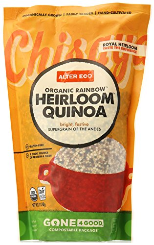 ALTER ECO QUINOA RNBW HRLM 12OZ by Alter Eco