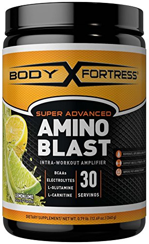 Body Fortress Super Advanced Amino Blast, Lemon Lime, 360 Grams Review