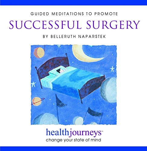 Guided Meditations to Promote Successful Surgery- Guided Imagery Shown to Lower Opioid Use, Pre-Op Anxiety, Length of Stay, Blood Loss