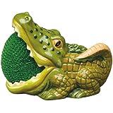 Boston Warehouse Alligator Scrubby Holder