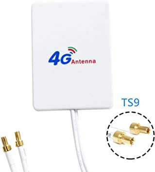 KuWFi Anetnna 3G 4G LTE Antena TS9 Conector 4G LTE Router ...