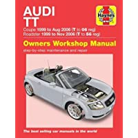 Gill, P: Audi TT ('99 To '06)
